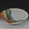 "#30 SW Shallow Pasta Bowl great for spaghetti or fruit bowl on the counter. 4 1/2"" H x 14"" W"