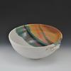 "#11 SW Pasta Bowl great for tossed salad 4 3/4 "" H x 12"" W"